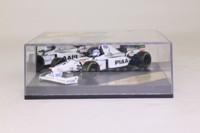 ONYX X300; Tyrrell Ford 025 Formula 1; 1997 Canadian Grand Prix, Mika Salo, RN19