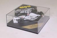 ONYX X306; 1997 Tyrrell Ford 025 Formula 1; 1997 San Merino Grand Prix, Jos Versteppen, RN18
