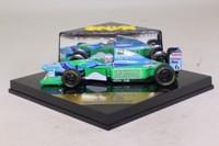 ONYX 186A; Benetton Ford B193B Formula 1; 1994 JJ Lehto; RN6 Test Car