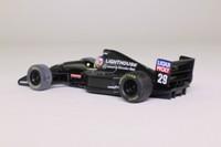 ONYX 170B; Sauber C12 Formula 1; 1993 German GP; Karl Wendlinger; RN29