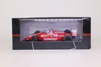 ONYX 064; Truesports Lola Formula 1; Raul Boesel; RN19