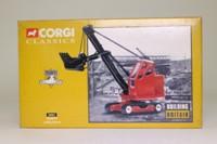 Corgi Classics 30901; Priestman Luffing Shovel; Wimpey, Building Britain