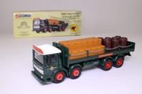 Corgi Classics 20901; AEC Ergomatic Cab; Flatbed With Chains, Truman's Brewery, Crates & Barrels