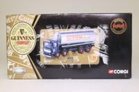 Corgi Classics 21101; AEC Ergomatic Cab; 8 Wheel Rigid Round Tanker, Guinness