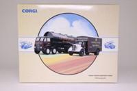 Corgi Classics 97781; Tate & Lyle Tanker & Van Set; Foden FG Tanker & Bedford O Box Van; Dark Blue/White