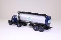 Corgi Classics 16304; Scammell Highwayman; Artic Tanker, Crow Carrying Company