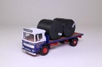 Corgi Classics 25301; Leyland Ergo; 4w Flatbed; Holt Lane Transport, Prescot, Cable Reels Load