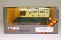 Corgi Classics C859/2; 1929 Thornycroft Van; Chivers & Sons Ltd, Jams & Jellies