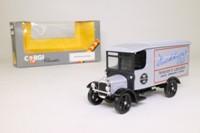 Corgi Classics C845; 1929 Thornycroft Van; Duckhams Oil