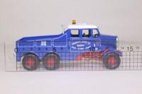 Corgi Classics CC11102; Scammell Constructor; Ballast Tractor, Parker Bent Heavy Haulage