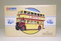 Corgi Classics 97829; Daimler CW Utility Bus; Douglas Corporation, 25 Douglas Head