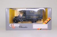 Corgi Classics 923; Thornycroft Lorry; Tilt Truck, Southern Railway, Express Parcels Services