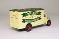 Corgi Classics D822/5; Bedford O Series Van; Millers Baking Powder