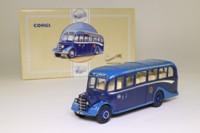 Corgi Classics 97108; Bedford OB Duple Vista Coach; Granville Tours of Grimsby