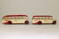 Corgi Classics 97079; Premier Omnibus 2 Pce Set; Bedford OB & Leyland Tiger