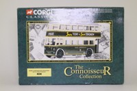 Corgi Classics 34703; Karrier W Trolleybus; Derby Corporation; Midland Station via London Rd