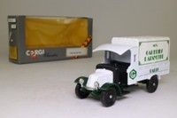 Corgi Classics 922; 1926 Renault Truck; Galeries Lafayette, Paris