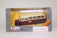 Corgi Classics C949/31; Bedford OB Duple Vista Coach; British Railways; Bristol, Cream Windscreen