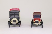 Corgi Classics 97753; Terry's of York 2 Van Set; Thornycroft & Ford Model T