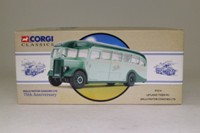 Corgi Classics 97214; Leyland Tiger Half Cab Coach; Skills of Nottingham; Dest: Skegness