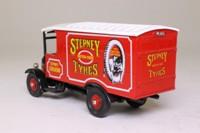 Corgi Classics C931; 1929 Thornycroft Van; StepneyTyres, London