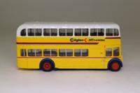 EFE 13912; Bristol FLF Lodekka Bus; Hong Kong Citybus