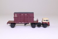 EFE 22204; Bedford TK Artic One Axle Flatbed; British Railways; Container Load