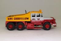 Corgi Classics CC12308; Scammell Contractor; Ballast Tractor; Kaye Goodfellow Heavy Haulage, Wrexham, Manchester & Glasgow