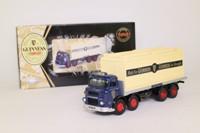 Corgi Classics 23701; Leyland LAD Cab; 8 Wheel Flatbed: Guinness, Container Load