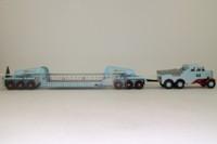 Corgi Classics 17601; Scammell Constructor; Ballast Tractor & Girder Trailer, Hills of Botley