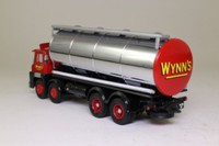 Corgi Classics CC11703; Guy Warrior; 8 Wheel Tanker; Wynn's Heavy Haulage