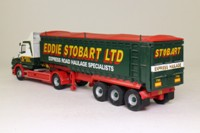 Corgi Classics CC12802; Scania T-Cab; Bulk Tipper: Eddie Stobart Ltd