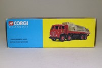 Corgi Classics 97309; Foden FG; 8 Wheel Rigid Flatbed: BRS, Sheeted Load