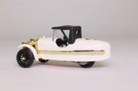Brumm R2; 1923 Morgan Cyclecar; Soft Top, White
