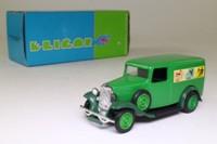 Eligor 1007; 1934 Citroen 500kg Camionette/Van; Dubonnet