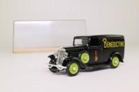 Eligor; 1934 Citroen 500kg Camionette/Van; Benedictine
