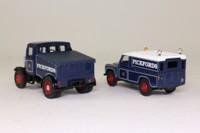 Corgi Classics 16601; Scammell Highwayman; Ballast Tractor & Land-Rover 109 Set, Pickfords