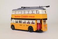 Corgi Classics 97870; Karrier W Trolleybus; Newcastle Upon Tyne Corporation; Rt 3A Delaval Rd via Elswick Rd