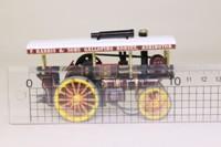 Corgi Classics CC20303; Garrett 4CD Steam Tractor; Showman's Engine; F Harris & Sons Galloping Horses, Ashington