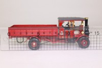 Corgi Classics CC20201; 1925 Foden C Type Steam Lorry; Dropside, Newquay Steam Beer