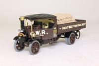 Corgi Classics CC20204; 1925 Foden C Type Steam Lorry; Dropside, Great Western Railway