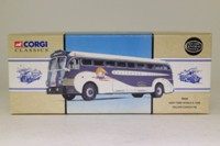 Corgi Classics 98460; Yellow Coach 743; Greyhound Lines, New York World's Fair