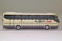 Corgi OOC 45303; Bova Futura Coach; Flight's Coach Travel Ltd; Flightlink