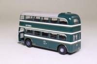 Corgi OOC OM45708; AEC Q Double Deck Bus; Leeds City Transport; City Square