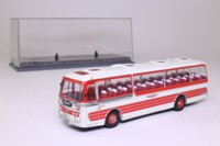 Corgi OOC OM42402; Plaxton Panorama 1 Coach; AEC Reliance; Sheffield United Tours; Dest Yugoslavia