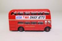 EFE 15621; AEC Routemaster Bus; London Transport; Rt 88 Shepherds Bush, Oxford Circ, Charing X, Clapham, Mitcham