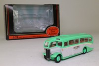 EFE 25302; AEC Regal Duple Half Cab Coach; Grey-Green of London; Dest: Bognor