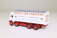 EFE 11007; AEC Mammoth Major 6W Rigid Boxvan; Bouts The Carriers, London & Liverpool