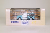 Corgi Classics 96873; Morris Minor Traveller; Police: Edinburgh