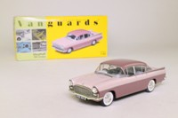 Vanguards VA06400; Vauxhall PA Cresta; Dusk Rose and Lilac Haze